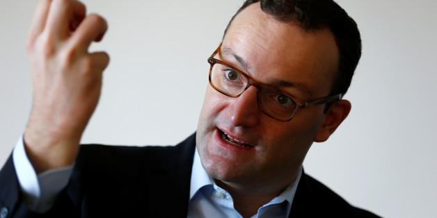 """CDU-Politiker Spahn warnt vor Rot-Rot-Grün: """"Linke wollen einen Putsch"""""""