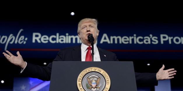 Donald Trump startet erschütternden Angriff auf die Medien