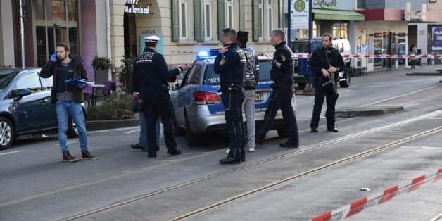 Todesfahrt von Heidelberg: Die Identität des Fahrers ist geklärt
