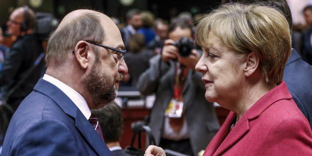Schulz katapultiert SPD auf Rekordergebnis bei Umfrage