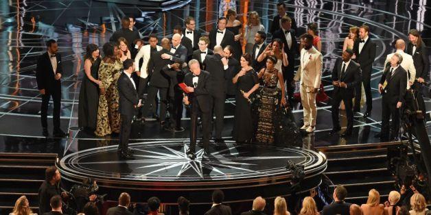 Verleihung der Oscars in Los Angeles
