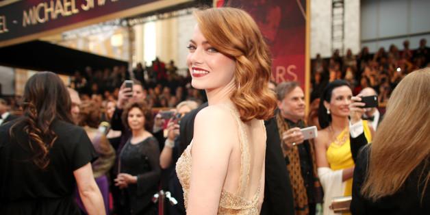 Oscar-Verleihung: Justin Timberlake veräppelt Emma Stone.
