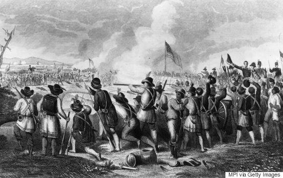 war of 1812 black