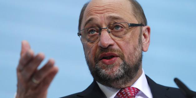 """Martin Schulz: """"Brauchen gesetzliche Regelung, die Gehaltsexzessen einen Riegel vorschiebt."""""""