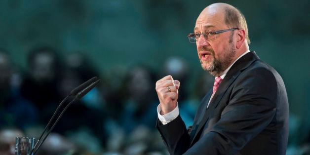 """Martin Schulz' Signal ist falsch, sagt die """"Süddeutsche Zeitung"""""""