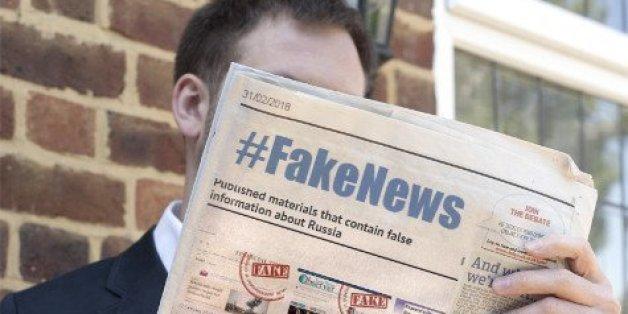 """So wirbt das russische Generalkonsulat in Genf für das Enthüllungsportal von """"Fake-News"""" über Russland"""