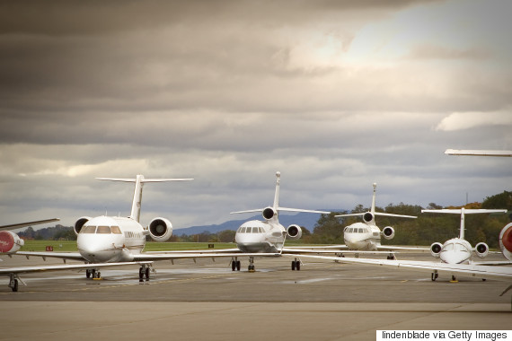 private jets airport