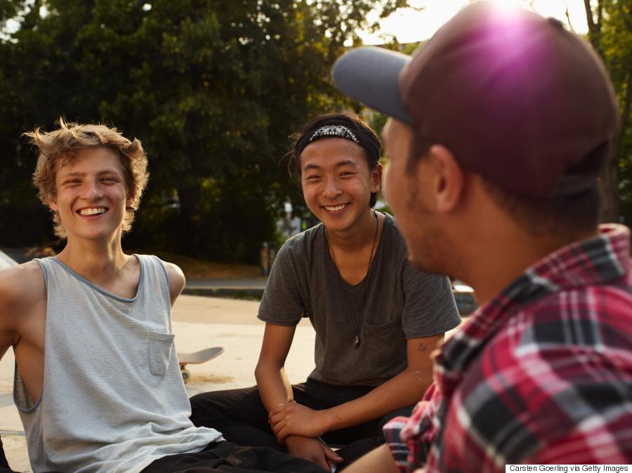 Teens share feelings on