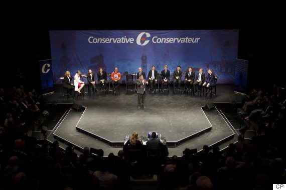 conservative debate