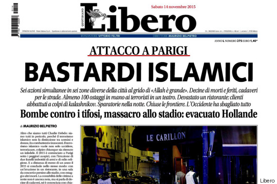 bastardi islamici copertina libero