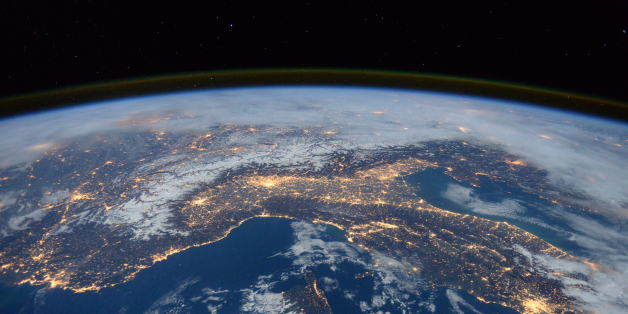 A photo taken by Expedition 46 flight engineer Tim Peake of the European Space Agency (ESA) aboard the International Space Station shows Italy, the Alps, and the Mediterranean on January, 25, 2016.    REUTERS/NASA/Tim Peake/Handout   ATTENTION EDITORS - FOR EDITORIAL USE ONLY. NOT FOR SALE FOR MARKETING OR ADVERTISING CAMPAIGNS. THIS PICTURE WAS PROVIDED BY A THIRD PARTY. REUTERS IS UNABLE TO INDEPENDENTLY VERIFY THE AUTHENTICITY, CONTENT, LOCATION OR DATE OF THIS IMAGE. THIS PICTURE IS DISTRIBUTED EXACTLY AS RECEIVED BY REUTERS, AS A SERVICE TO CLIENTS