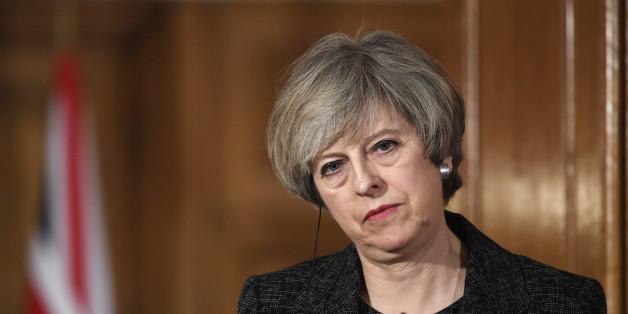 Die britische Premierministerin Theresa May muss einen Rückschlag für ihren Brexit -Zeitplan hinnehmen