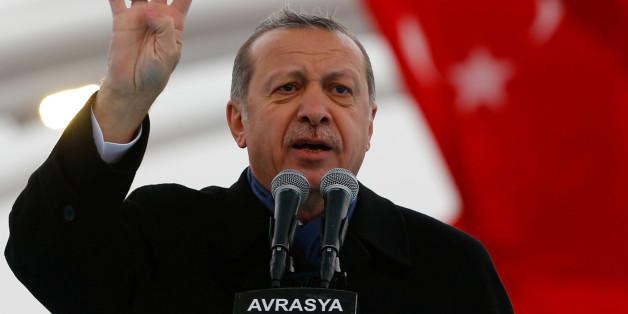 Der türkische Präsident Tayyip Erdogan.