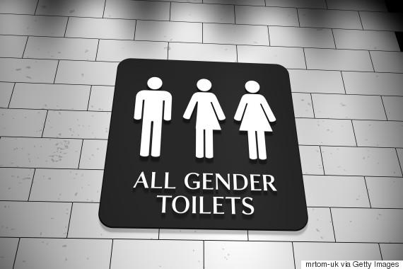 transgender toilet