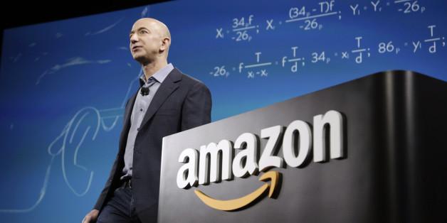 Den Web-Service von Amazon-CEO Jeff Bezos legte ein Tippfehler am Dienstag lahm