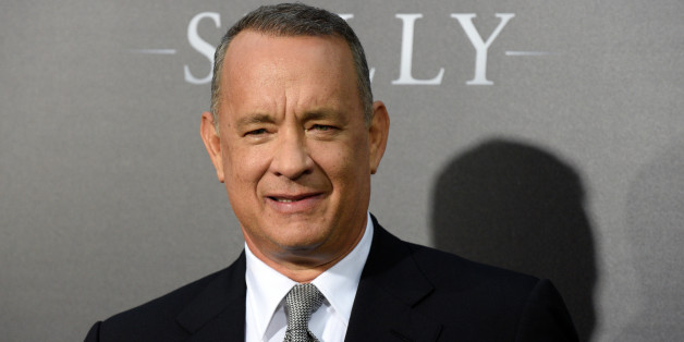 "Actor Tom Hanks attends the New York premiere of the film ""Sully"" in Manhattan, New York, U.S., September 6, 2016. REUTERS/Darren Ornitz"
