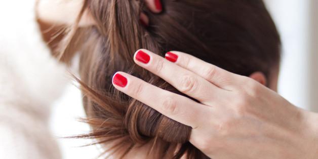Darum Schmerzen Eure Haare Wenn Ihr Abends Die Frisur Löst