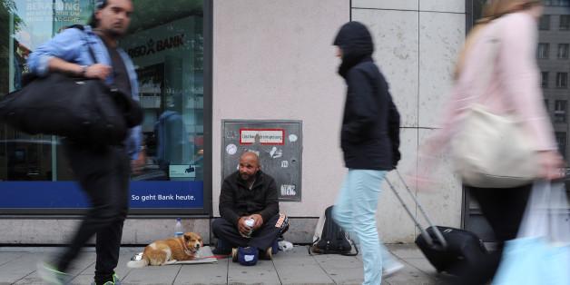 Die Zahl der Menschen ohne Wohnung in München ist im Januar 2017 auf 7500 Menschen angestiegen