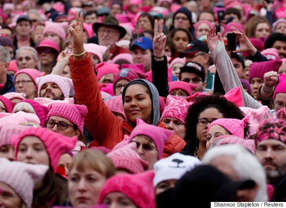 women march shannon