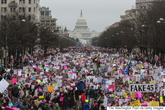 womens march january 2017