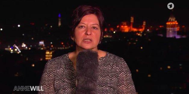 Ilkay Yücel, die Schwester des Journalisten Deniz Yücel, hofft auf die Hilfe der Bundesregierung