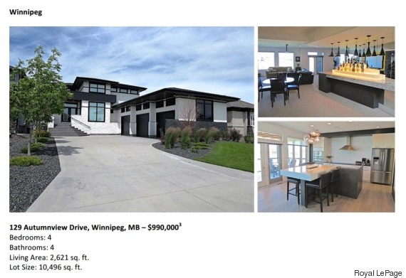winnipeg house for sale