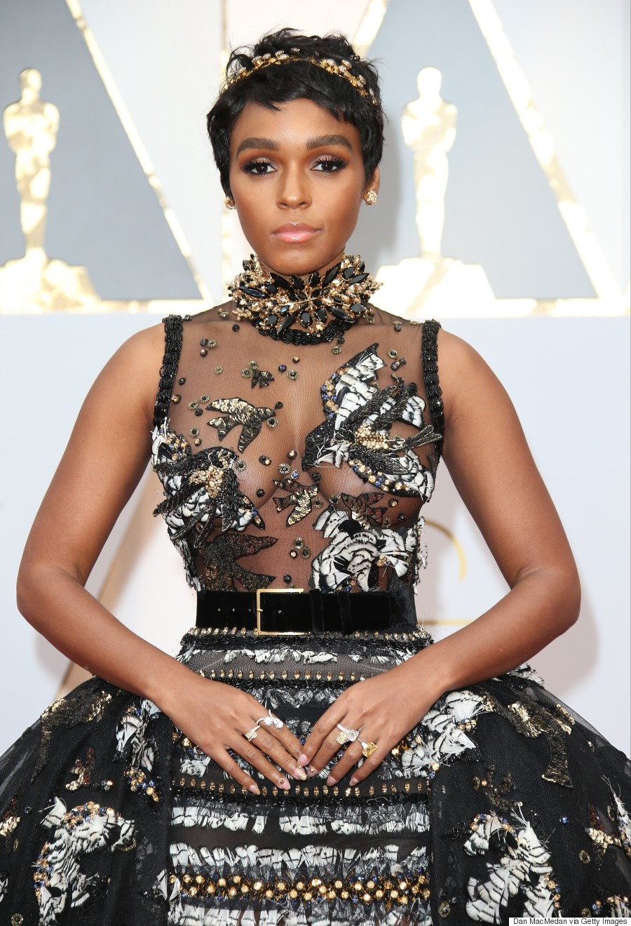 Janelle Monáe Won't Stand For Your Period Shaming