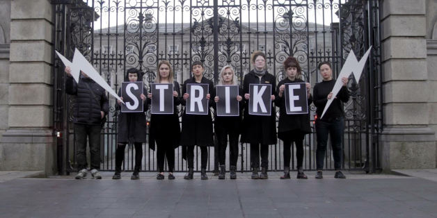 Why You Should Strike Tomorrow In Solidarity With Women In Ireland, The US And Across The World