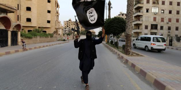 Raqqa, le 29 juin 2014.