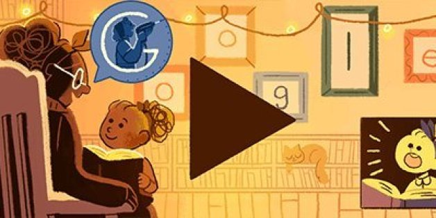 Google feiert Doodle den Internationalen Frauentag
