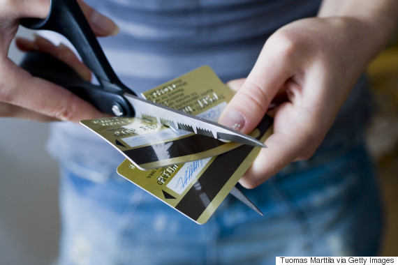 credit card scissors