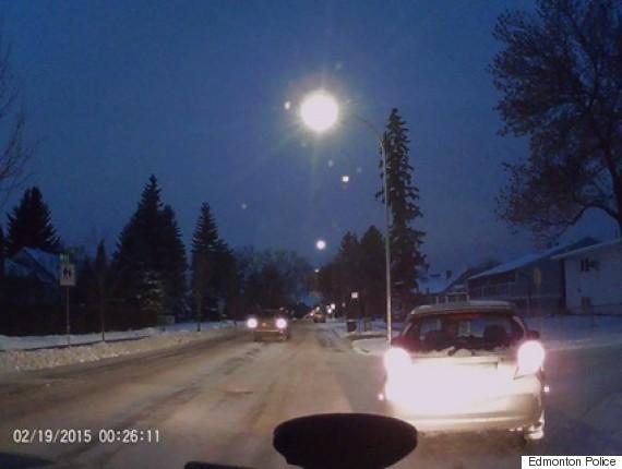 edmonton road rage