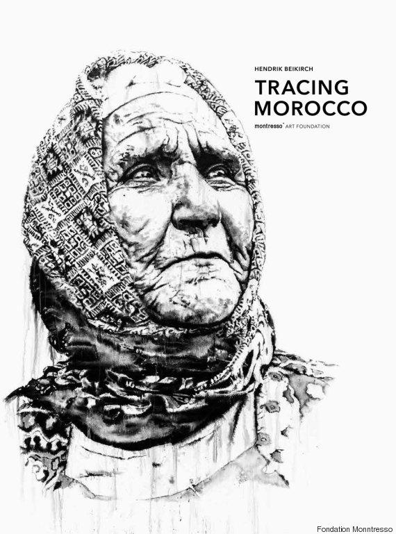 tracing morocco