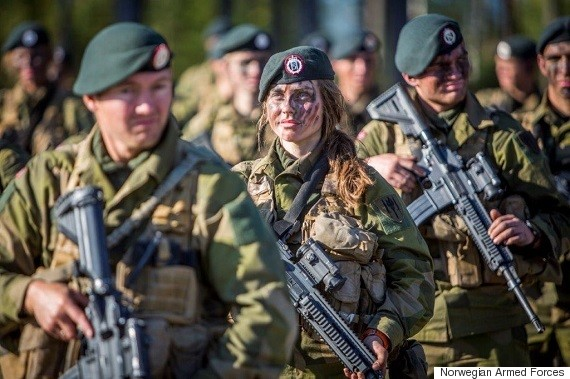 Armed forces and sex change