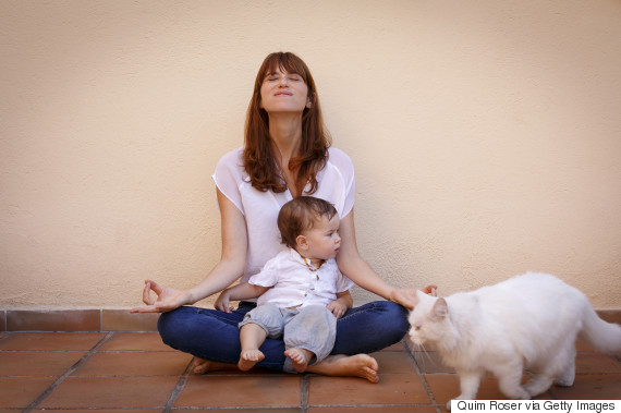 mom meditation