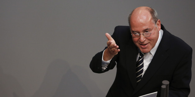 "Gregor Gysi: ""EU ist gefährdet wie noch nie"""