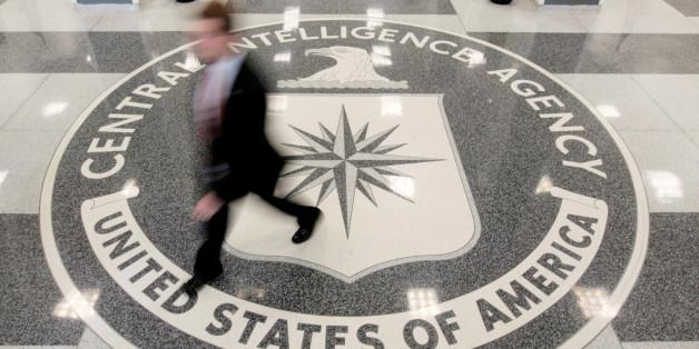 Das CIA Hauptquartier in Langley