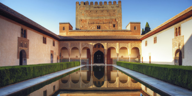 L'Alhambra, Grenade, Andalousie