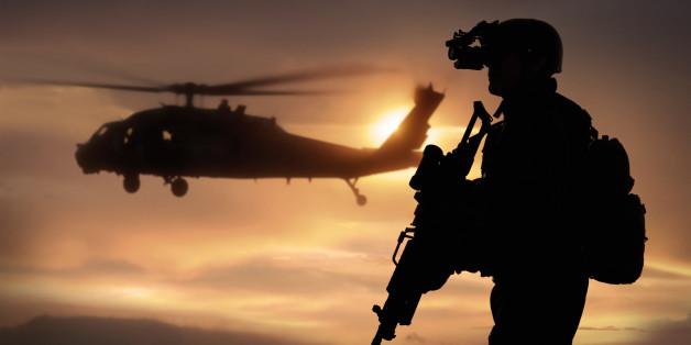 Die US-Marines wurden nach Syrien entsandt um das US-Militär beim Kampf gegen den IS zu unterstützen