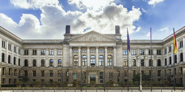 Bundesrat (Federal Council) in Berlin, Germany.