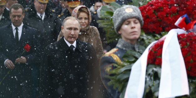 Machtzentrum Moskau: Putin zieht auf der Weltbühne meisterhaft die Strippen - und führt den Westen vor