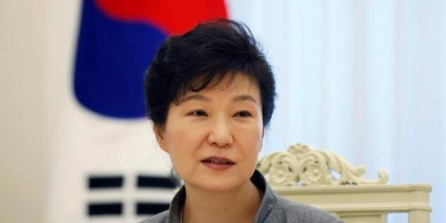 L'ex-présidente de la Corée du Sud, Park Geun-Hye.