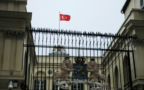 turkish flag netherlands