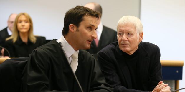"""""""Für mich gab es kein Scheitern"""": Der unfassbare Auftritt von Anton Schlecker vor Gericht"""