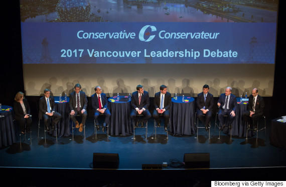 vancouver conservative debate