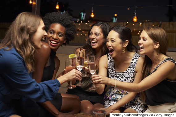 girlfriends bar