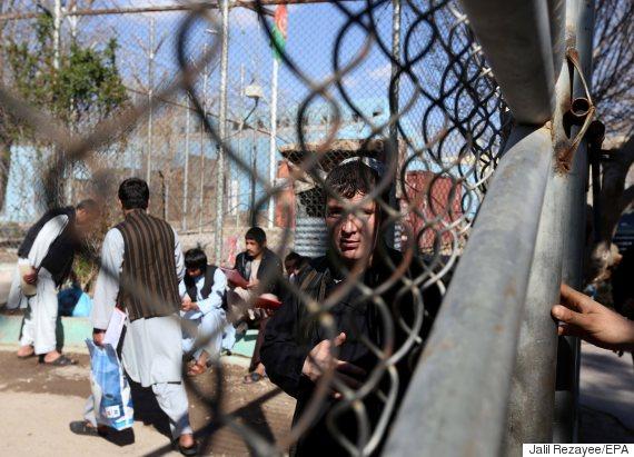 herat afghanistan prison
