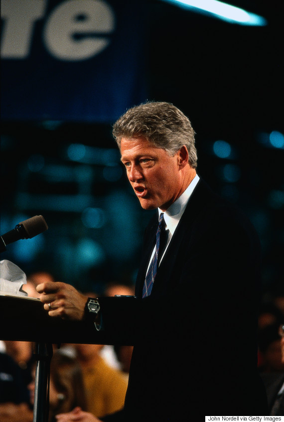 bill clinton president