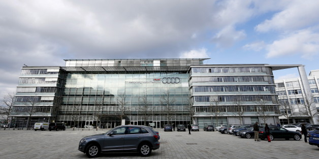 Abgasaffäre erfasst Audi: Polizei durchsucht Konzernzentrale