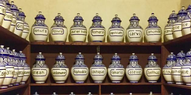 Le musée du parfum rassemble les richesses olfactives du Maroc.